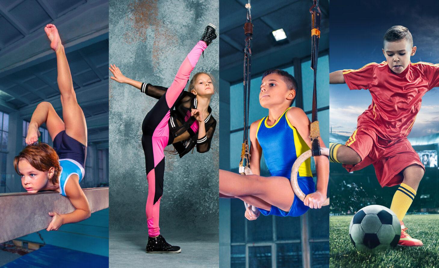 actividades deportivas niños